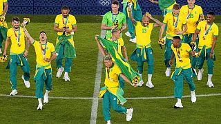 Brasil se impone ante España | La Canarinha se proclama campeona olímpica