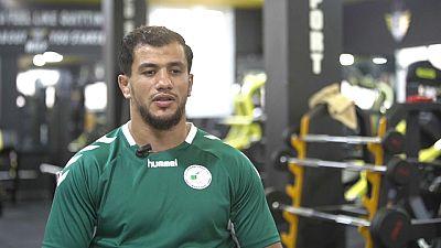 """Algérie : le judoka Fethi Nourine, """"fier"""" d'avoir boycotté les JO de Tokyo"""