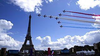 Αντίο Τόκιο, γεια σου Παρίσι!