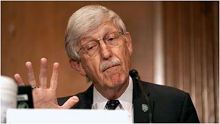 فرانسيس كولنز مدير المعاهد الوطنية للصحة في الولايات المتحدة