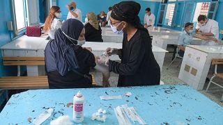 La Tunisie vaccine près de 5% de sa population sur la journée de dimanche
