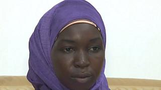 Kidnapped Nigeria Chibok girl free after seven years