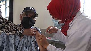 551.008 personnes de plus 40 ans ont été vaccinées à cette occasion