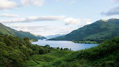 Loch Lomond is one of Scotland's most famous and over-populated lochs