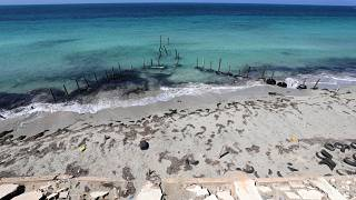 L'isola di Farwa, Libia