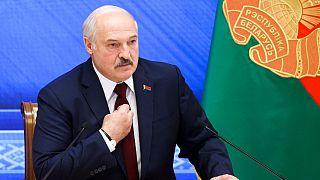 الکساندر لوکاشنکو، رئيس جمهوری ۲۷ ساله بلاروس