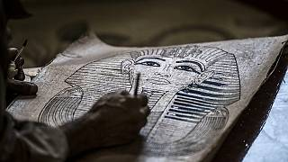 En Egypte, des agriculteurs luttent pour sauver la culture du papyrus