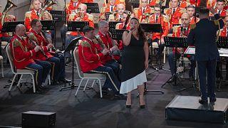 Αζερμπαϊτζάν: «Συγκινητικό» το κλίμα στο διάσημο Φεστιβάλ Μουσικής της Γκαμπάλα