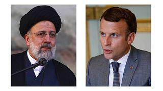 روسای جمهور فرانسه و ایران