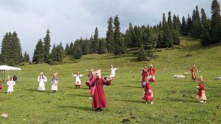 Event celebrates legacy of Kyrgyzstan's ancestors