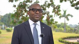 Jean-Michel Sama Lukonde Kyenge, Prime Minister of the Democratic Republic of the Congo