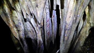La datación del pigmento sugiere que se aplicó hace 65.000 años.