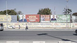 Sous tension, Lusaka prépare la présidentielle