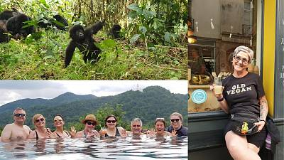 World Vegan Travel tours have a variety of fun and relaxing vegan friendly activities