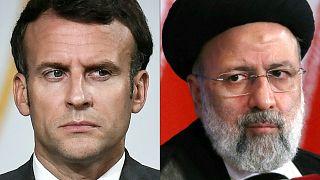 Emmanuel Macron, İbrahim Reisi
