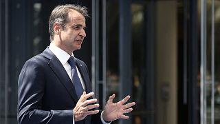 Yunanistan Başbakanı Kiriakos Miçotakis