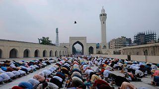 مسجد في بنغلادش