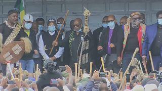 Afrique du Sud : le procès de Jacob Zuma reprend en ligne