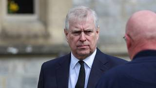 Prince Andrew is facing formal accusations in the US