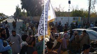 تصرف شهر فراه در افغانستان به دست نیروهای طالبان