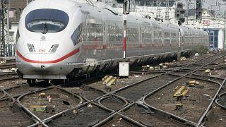 Sztrájkolnak a német mozdonyvezetők