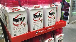 """Das Unkrautvernichtungsmittel """"Roundup"""" von Monsanto steht im Verdacht, krebserregend zu sein"""