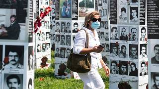 عکسهایی از هزاران نفر از زندانیان کشته شده سال ۱۳۶۷ در ایران