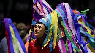 شاهد: المكسيك تحتفل باليوم العالمي للسكان الأصليين