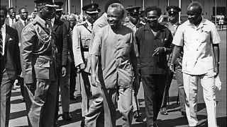 Les faits marquants de l'histoire de l'ex-Rhodésie du Nord
