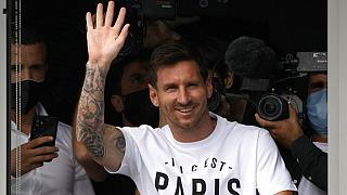 Messi két évre a Paris Saint-Germainhez szerződött