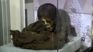 Inca mummy renamed during ceremony in Bolivia