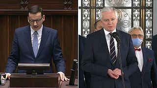 Πολωνία: Με κατάρρευση απειλείται ο κυβερνητικός συνασπισμός