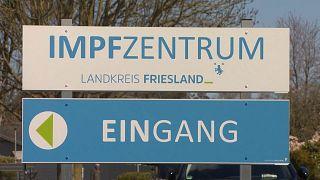 Impfzentrum Landkreis Friesland