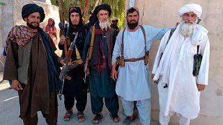 ستیزهجویان طالبان در شهر فراه
