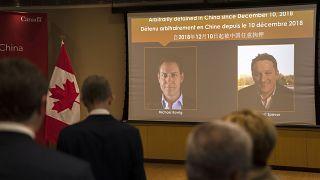 Condena de 11 años de prisión para un empresario canadiense en China a cuenta de Huawei