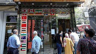 صرافی در تهران(عکس آرشیوی است)