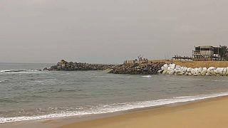 Le Togo utilise une nouvelle technique contre l'érosion côtière