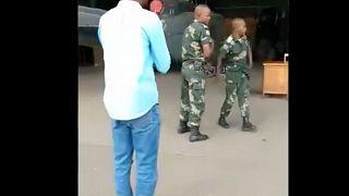 RDC : deux militaires condamnés à  perpétuité pour une bagarre