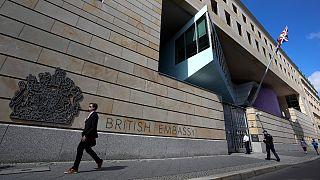 سفارت بریتانیا در برلین