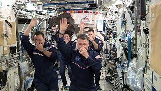 Unos Juegos Olímpicos en el espacio