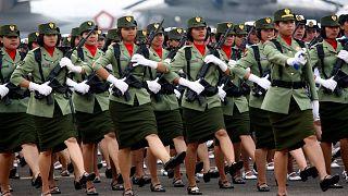 Endonezyalı askerler / Arşiv