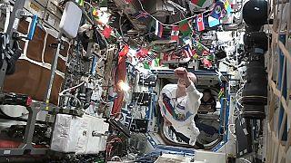 Les JO de Tokyo ont donné quelques idées aux astronautes