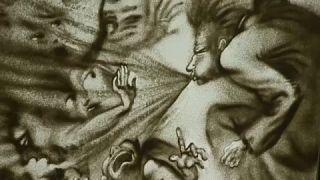Cakó Ferenc homokképe a Kecskeméti Animációs Filmfesztiválon