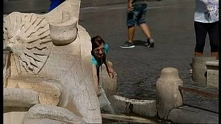 Rekordhitze - Für 10 Städte in Italien gilt Alarmstufe Rot