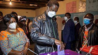 Élections en Zambie : le président sortant Lungu appelle au calme