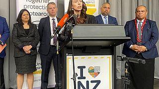 Джасинда Ардерн, премьер-министр Новой Зеландии