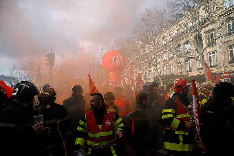 Christophe Ena / AP Photo