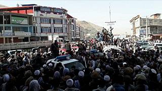 Taliban-Offensive schreitet voran: 600.000-Einwohner-Stadt Herat erobert