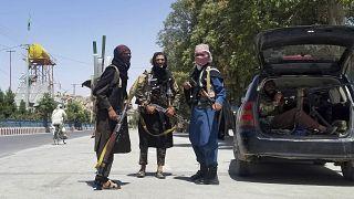 Los talibanes controlan ya dos tercios del país