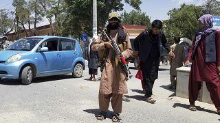 پیشرویهای گسترده طالبان در افغانستان ادامه دارد